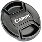 Cache / Bouchon avant d'objectif Canon 72 mm + dragonne
