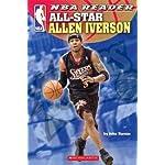All-Star Allen Iverson book cover