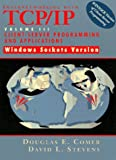 img - for Internetworking with TCP/IP Vol. III Client-Server Programming and Applications-Windows Sockets Version book / textbook / text book
