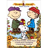 Peanuts Holiday Collection (A Charlie Brown Christmas/A Charlie Brown Thanksgiving/It's the Great Pumpkin, Charlie Brown) ~ Ann Altieri