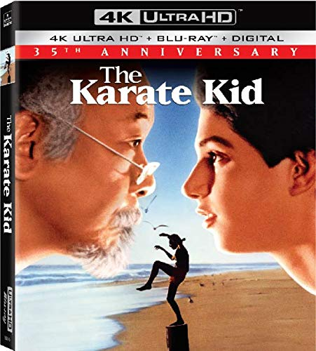 4K Blu-ray : Karate Kid (1984) (2 Discos)