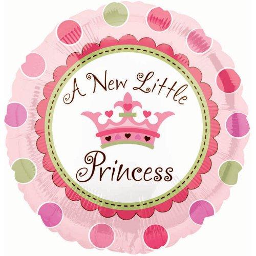 """A New Little Princess 18"""" Foil Balloon"""
