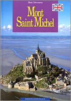 mont st michel cartonne anglais deceneux marc 9782737318221 books