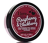 I Love... Raspberry & Blackberry Nourishing Body Butter 200ml