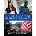 VangoNotes for Public Speaking: Strategies for Success, 5/e  by David Zarefsky Narrated by Christian Rummel