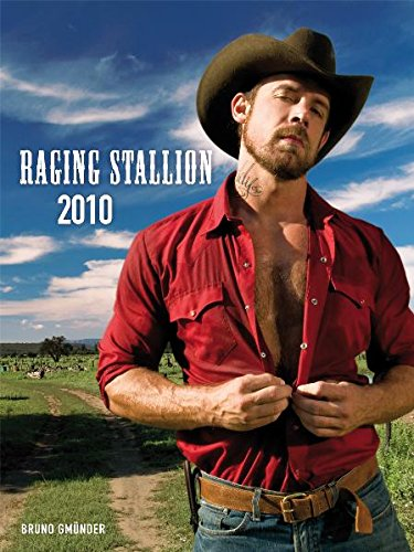 Raging Stallion 2010 Calendar