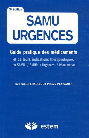 Samu Urgences (French Edition)