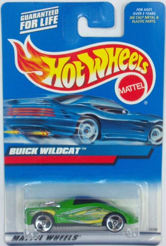 Hot Wheels Buick Wildcat #183 Year: 2000 - 1
