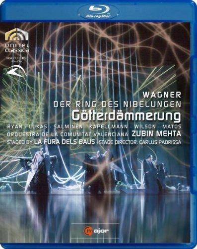El Ocaso De Los Dioses (Z.Mehta) - Wagner - Blu Ray