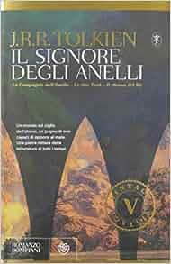 Il Signore degli Anelli : Trilogia / Italian edition of