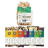 Paleo 100% Vegan Box (330g) von eat Performance (bio, Geschenk-Set, glutenfrei, laktosefrei, superfood)