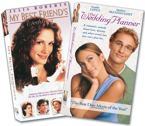 The Wedding Planner [VHS] [Import]