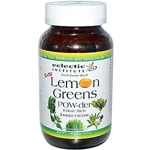 Lemon Greens - 90 grams,(Eclectic Herb)