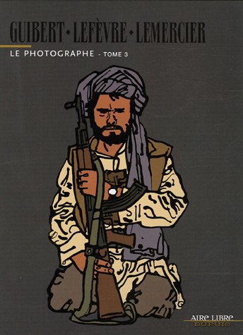 Le Photographe, tome 3 (livre + DVD)