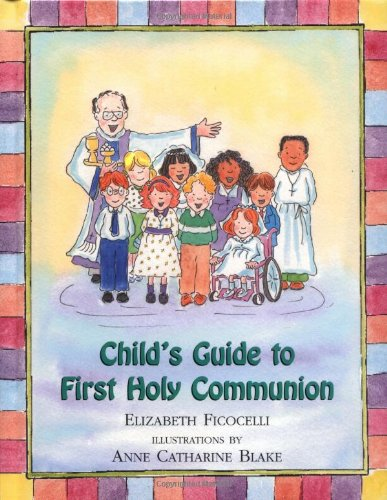 Child's Guide to First Holy Communion PDF