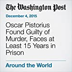 Oscar Pistorius Found Guilty of Murder, Faces at Least 15 Years in Prison | Justin Wm. Moyer