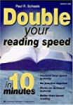 Double Your Reading Speed in 10 Minutes