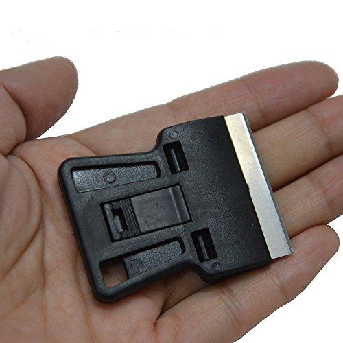 Ehdis-sicurezza-vernice-raschietto-Mini-rasoio-raschietto-con-10-extra-da-15-pollici-Un-taglio-ad-alta-carbonio-lamette-per-Windows-Film-installare-casa-dellautomobile-Colorazione