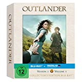 Outlander - Season 1 Vol.1 (Collector´s Box-Set (2 Discs)) 2 Discs - exklusiv bei Amazon.de - Limited Edition
