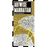 Artwise Manhattan Museum Map - Laminated Museum Map of Manhattan, NYby Streetwise Maps Inc.