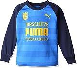 (プーマ)PUMA トレーニング 長袖Tシャツ 839816 [ボーイズ] 03 エレクトリックブルーレモネード 130
