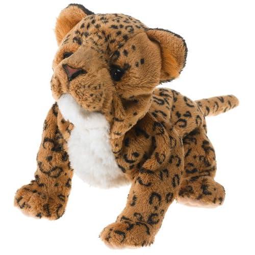 Amazon.com: Fur Real Newborn Baby Cub Leopard
