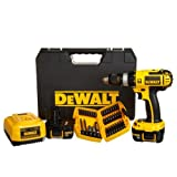51C4ICmxmUL. SL160  DEWALT DCD775KL A 1/2 Inch 18 Volt Compact Lithium Ion Hammer Drill Kit with Accessory Set