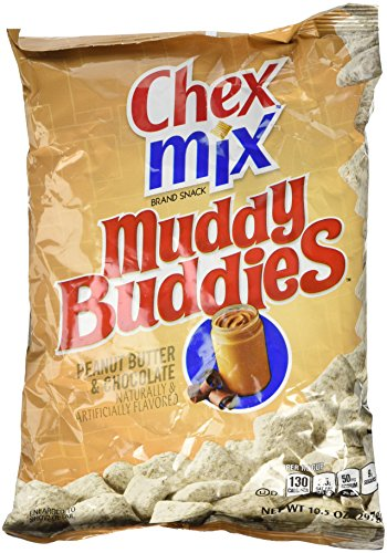 Chex Muddy Buddies Snack Mix, 10.5 Ounce (Chex Mix Chocolate Peanut Butter compare prices)