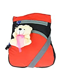 JG SHOPPE Multicolor Small Sling Bag - B01DNLP4MQ