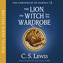 The Lion, the Witch, and the Wardrobe: The Chronicles of Narnia | Livre audio Auteur(s) : C.S. Lewis Narrateur(s) : Michael York