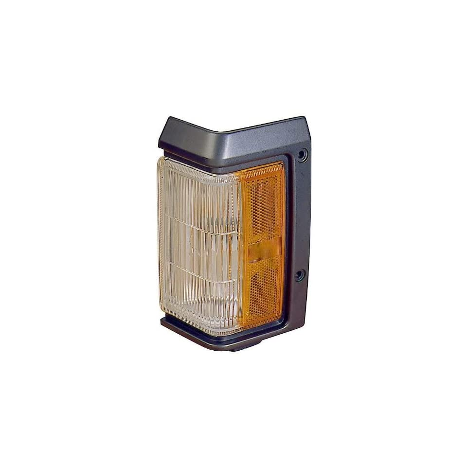 NISSAN VAN/PU PATHFINDER SIDE MARKER LIGHT RIGHT (PASSENGER SIDE)(CHROME) 1993 1995