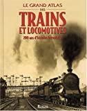 echange, troc Collectif - Grand Atlas des trains