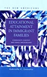Educational Attainment in Immigrant Families: Community Context and Family Background (The New Americans)