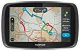 "TomTom GO 5000 EU - 5"" Sat Nav with Full European Lifetime Maps, Lifetime Traffic Updates, Always Connected and Interactive Screen"