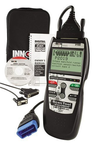 Equus 3130 Innova Diagnostic Code Scanner with Live, Record and Playback Data Capability for OBDII  Vehicles