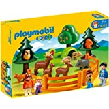 Playmobil 6772 1.2.3 Forest Animal Park