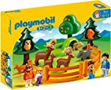 Playmobil 1.2.3 6772 Forest Animal Park