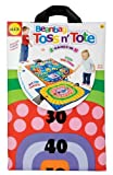51C4NAF32lL. SL160  Bean Bag Toss N Tote 2 Game Set with 36 X 36 Game Mat