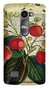 WOW Printed Designer Mobile Case Back Cover For LG Leon