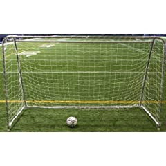 Buy Utility Limited-Area Soccer Goal (Indoor or Outdoor) by Olympia Sports