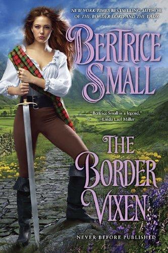 Image of The Border Vixen (Border Chronicles)