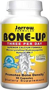 (历史最低)Jarrow Formulas Bone-Up Superior Calcium杰诺骨质钙强化片ss后$12.95