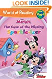 World of Reading: Minnie The Case of the Missing Sparkle-izer: Level Pre-1