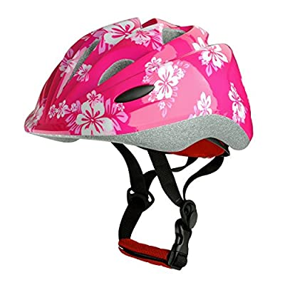 Fashionable Sports bicycle/Bmx/skating/skateboard/scooter multifunctional Helmet for girls Size 46-56cm by Powerbank2013