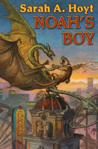 Noah's Boy (Shape Shifter): Sarah A. Hoyt: 9781451639049: Amazon.com: Books