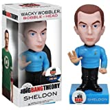 Funko Star Trek Big Bang Theory: Sheldon Wacky Wobbler