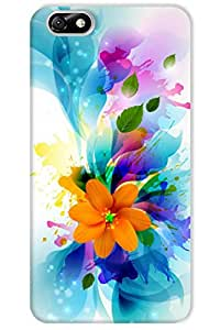 IndiaRangDe Case For Huawei Honor 4X Printed Back Cover