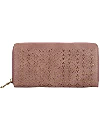 Kianna Pink Women's Wallet - B01C63TWG6