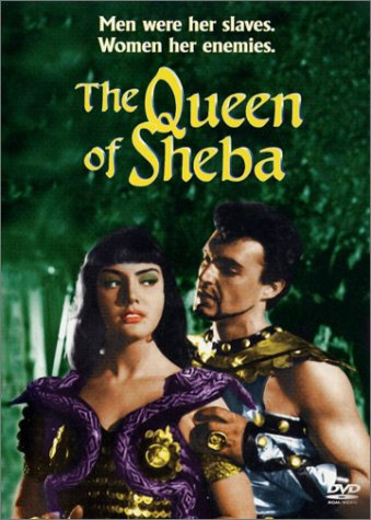 Queen of Sheba [DVD] [1955] [Region 1] [US Import] [NTSC]