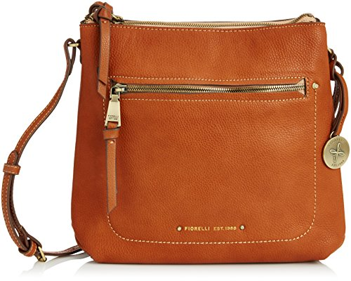 Fiorelli Ellen, Women's Cross-Body Bag, Tan,